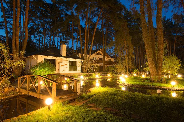 Landscape Bridgelux Inc Led Lighting